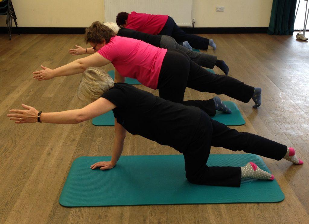 LF Pilates Stretch